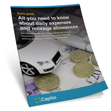All you need to know about daily expenses and mileage allowances