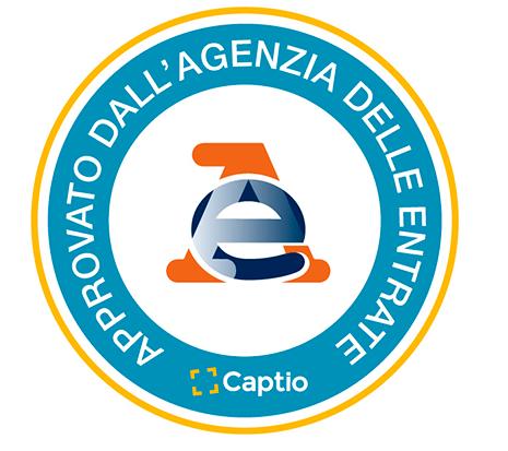 Captio, la prima piattaforma di gestione delle spese, ha ricevuto il parere positivo dall'Agenzia delle Entrate